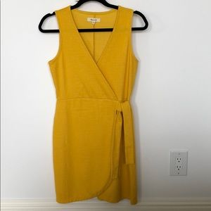 NWOT Madewell Side Tie Dress
